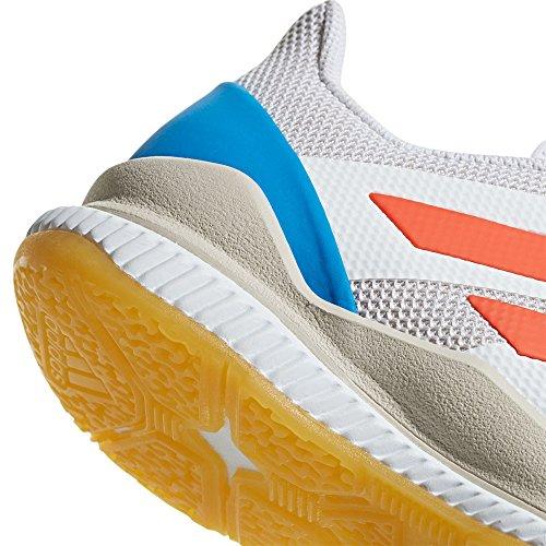 Azubri Rojsol Adidas Bounce ftwbla Stabil Blanc 000 Homme Pour Chaussures De Handball vpOxq7vw