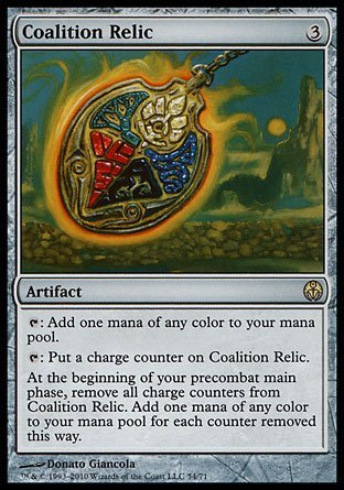 Magic: the Gathering - Coalition Relic - Duel Decks: