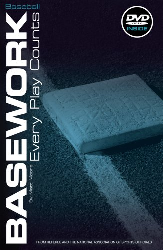 Baseball Basework: Every Play Counts- Includes DVD