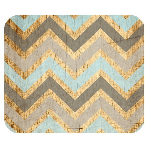 vintage-wood-chevron-unique-custom-mouse-pad-mousepad
