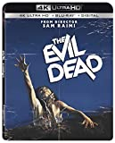 The Evil Dead (4K) Cover - 4K Ultra HD Blu-ray, Blu-ray, Digital HD