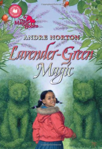 Lavender-Green Magic (The Magic Books)