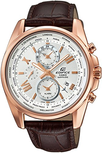 Casio Mens Edifice Analog Business Quartz JAPAN Watch (Imported) EFB-301JL-7A by Casio