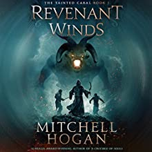 Revenant Winds Audiobook by Mitchell Hogan Narrated by Oliver Wyman