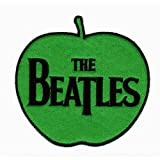 Beatles Apple Embroidered sew on patch 9 X 8.5CM (3 1/2