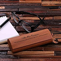 Personalized Eyeglass Case