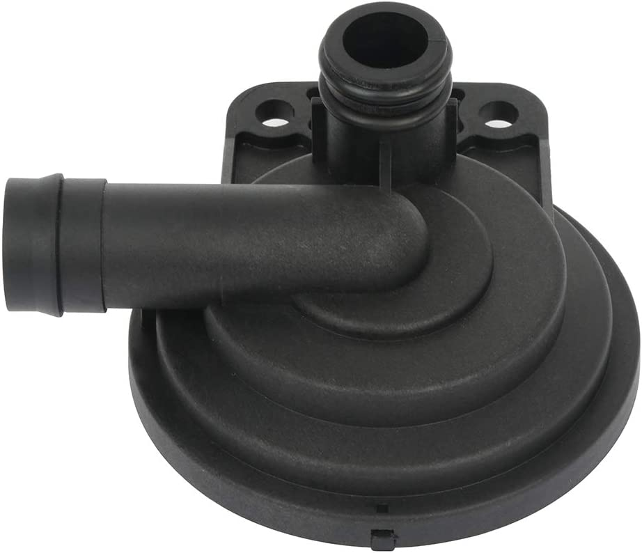 TUPARTS Engine Crankcase Vent Valve PCV Valve Oil Separator Replace 14529003001 Compatible with Land Rover LR3 Land Rover Range Rover Sport 05 06 07 08 09 PCV Breather Hose Kit