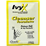 Cortex Ivy X Cleansing Wipes 25/pack