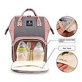 Hafmall Diaper Bag Backpack - Waterproof