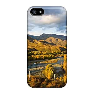 Awesome Case Cover/iphone 5/5s Defender Case Cover(beautiful Autumn Lscape)