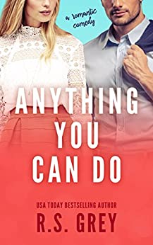 Anything You Can Do by [Grey, R.S.]