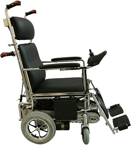 Silla de ruedas eléctrica para discapacitados de edad ...