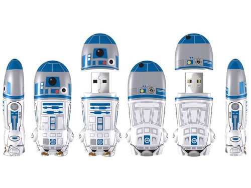 4GB R2 D2 MIMOBOT Flash Drive product image