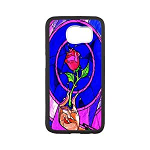 Steve-Brady Phone case Beauty and The Beast Protective Case For Samsung Galaxy S6 Pattern-6 by mcsharks