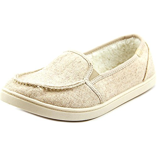 Roxy Lido Wool III Women US 6 Gray Loafer