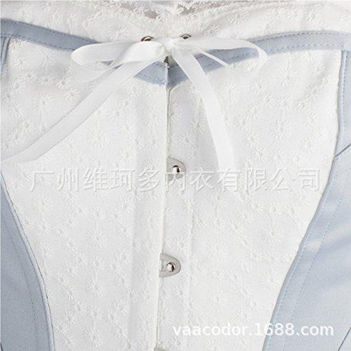 Xxxl Xiaogao Una Corpo Spalline Con Due xl Corrispondente Disinvolta qPpfSqx
