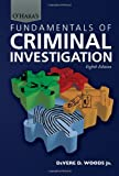 O'Hara's Fundamentals of Criminal Investigation, Woods, DeVere/D, Jr., 0398088454