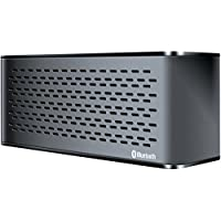 iSound Sonic Waves Bluetooth Speaker with Microphone (black)
