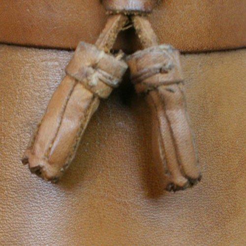 Red Tape Woodcroft Mocasines de cuero para hombre / Zapatos Tan