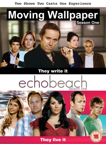 Moving Wallpaper & Echo Beach - Season One - 4-DVD Set ( Moving Wallpaper / Echo Beach ) [ NON-USA FORMAT, PAL, Reg.2 Import - United Kingdom ] (Pals Wallpaper)