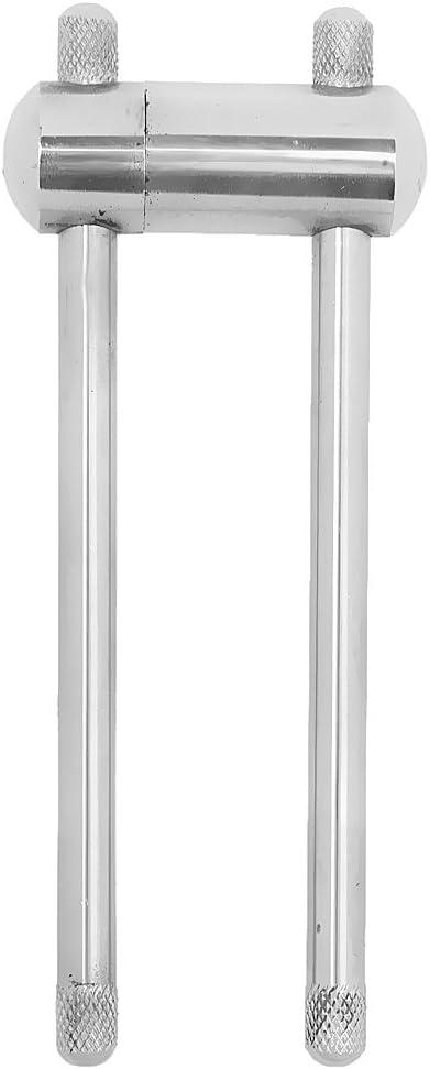 11mm Heavy Duty Stainless Steel Billiards Pool Cue Tip Press Shape Tool 10mm