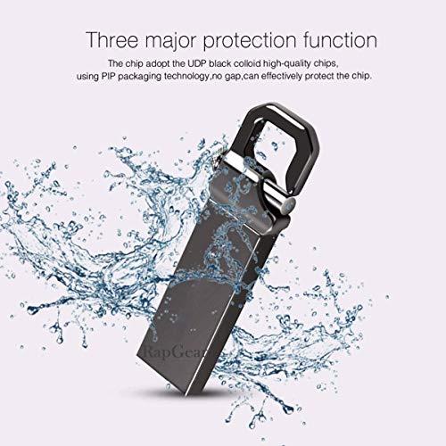 Encul Small Wireless Metal USB Bluetooth Receiver Long