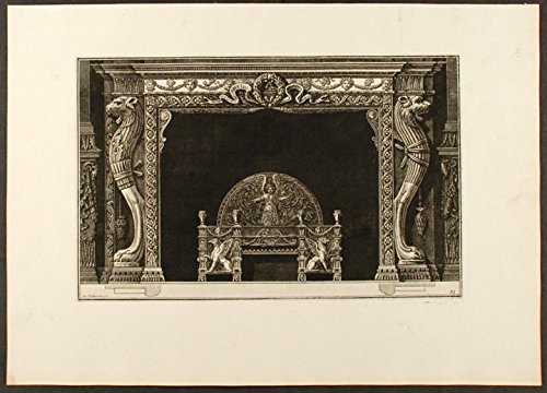 18th Fireplaces Century (Neo-Classical Fireplace design from