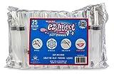25 Pack EZ-InjectTM Jello Shot Syringes (Medium 1.5oz)