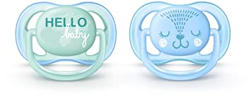 Philips Avent 0-6M Ultra Air Pacifier