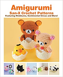 Zoomigurumi 6: 15 Cute Amigurumi Patterns by 15 Great Designers ... | 319x260