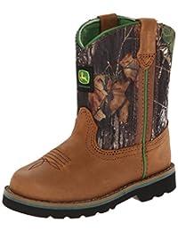John Deere 1188 Western Boot (Toddler)