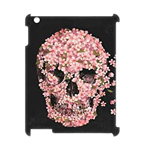 JJZU(R) Design Personalized 3D Cover Case with Nature's Skull for Ipad 2,3,4 - JJZU902288