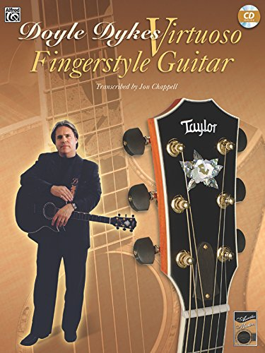 - Acoustic Masters: Doyle Dykes Virtuoso Fingerstyle Guitar, Book & CD (Acoustic Masters Series)
