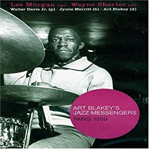 Art Blakey and the Jazz Messengers: Paris 1959 [Import]