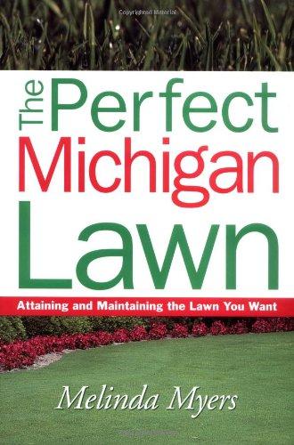 Perfect Michigan Lawn -OSI (Perfect Lawn Series)