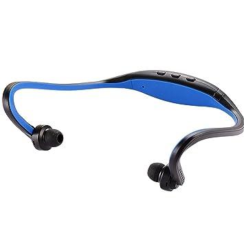 Cuitan Bluetooth 3.0 Wireless Deportes Auriculares Audífonos para Samsung, Apple, Huawei, Coolpad, Xiaomi, Tableta, Ordenador Portátil, etc, ...