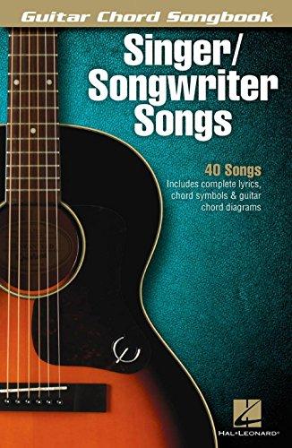 Hal Leonard Singer/Songwriter Songs - Guitar Chord Songbook (James Taylor Guitar Chords)