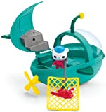 Octonauts Gup-A and Barnacles Mission Vehicle - Multi-Coloured