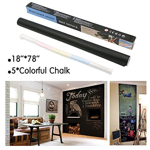 alinshi-sticky-chalkboard-paper-18x78-inches-black