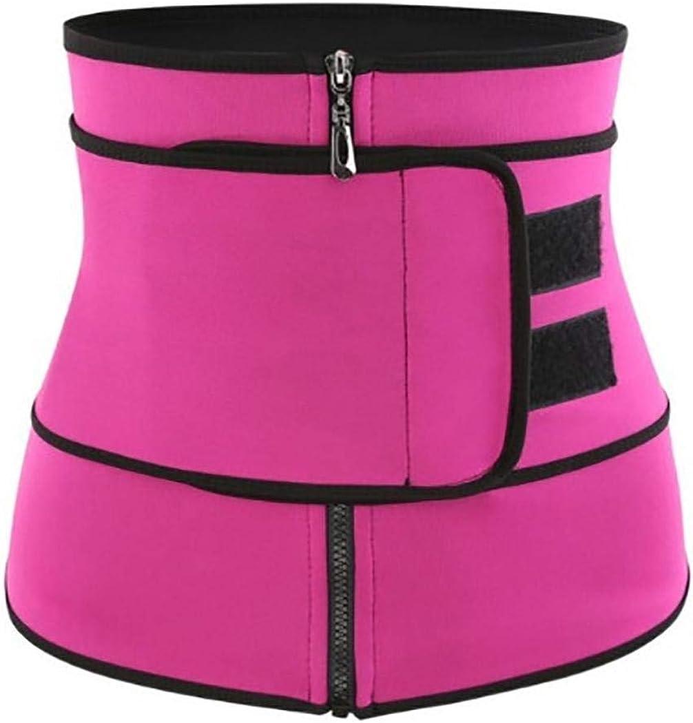 Diaper Women Waist Belt Body Shaper Hot Burner Sweat Wrap Gym Workout Slimming Waist Cinchers