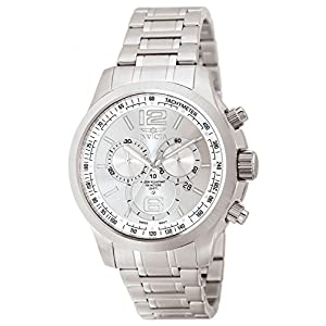 Invicta Men's 0078 Specialty Collection Chronograph Stainless Steel Watch