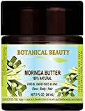 Cheap MORINGA BUTTER – OIL 100% Natural/VIRGIN UNREFINED RAW 8 Fl.oz.- 240 ml. For Skin, Hair and Nail Care.