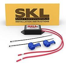 SKL Motorworks Performance Chip KL-PRO1 for Dodge Charger SXT 3.5L SOHC V6 250HP RWD 4-speed Automatic Transmission Aftermarket Racing Performance Parts - Increase HP + Fuel Economy MPG Gas Saver