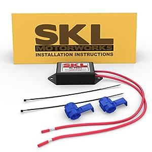 SKL Motorworks Performance Chip KL-PRO1 for Dodge Ram 1500 SLT Quad Cab 4X4 5.7L V8 345HP 4WD 5-speed Automatic Power Tuner Aftermarket Racing Parts