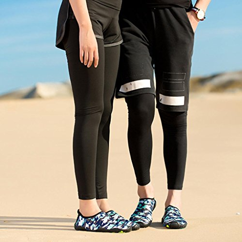 Swim Socks Socks Camouflage Snorkeling Aqua Water Dry Shoes Beach Barefoot Quick AOJIAN Sports Yoga Diving avq8wHHf