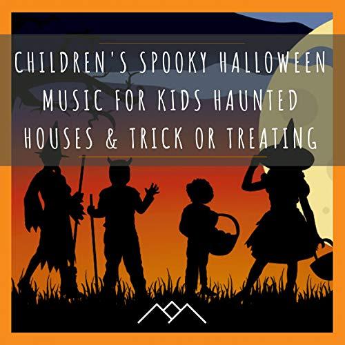 Children's Spooky Halloween Music for Kids Haunted Houses