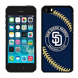Custom Iphone 5c Case MLB San Diego Padres 1 Pensonalized Phone Covers