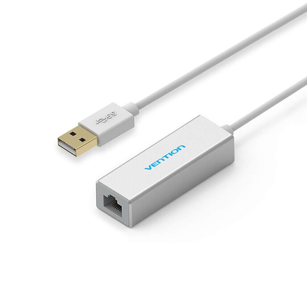 Docooler Adaptador de Red USB2.0 Tarjeta de Red Externa a 10 ...