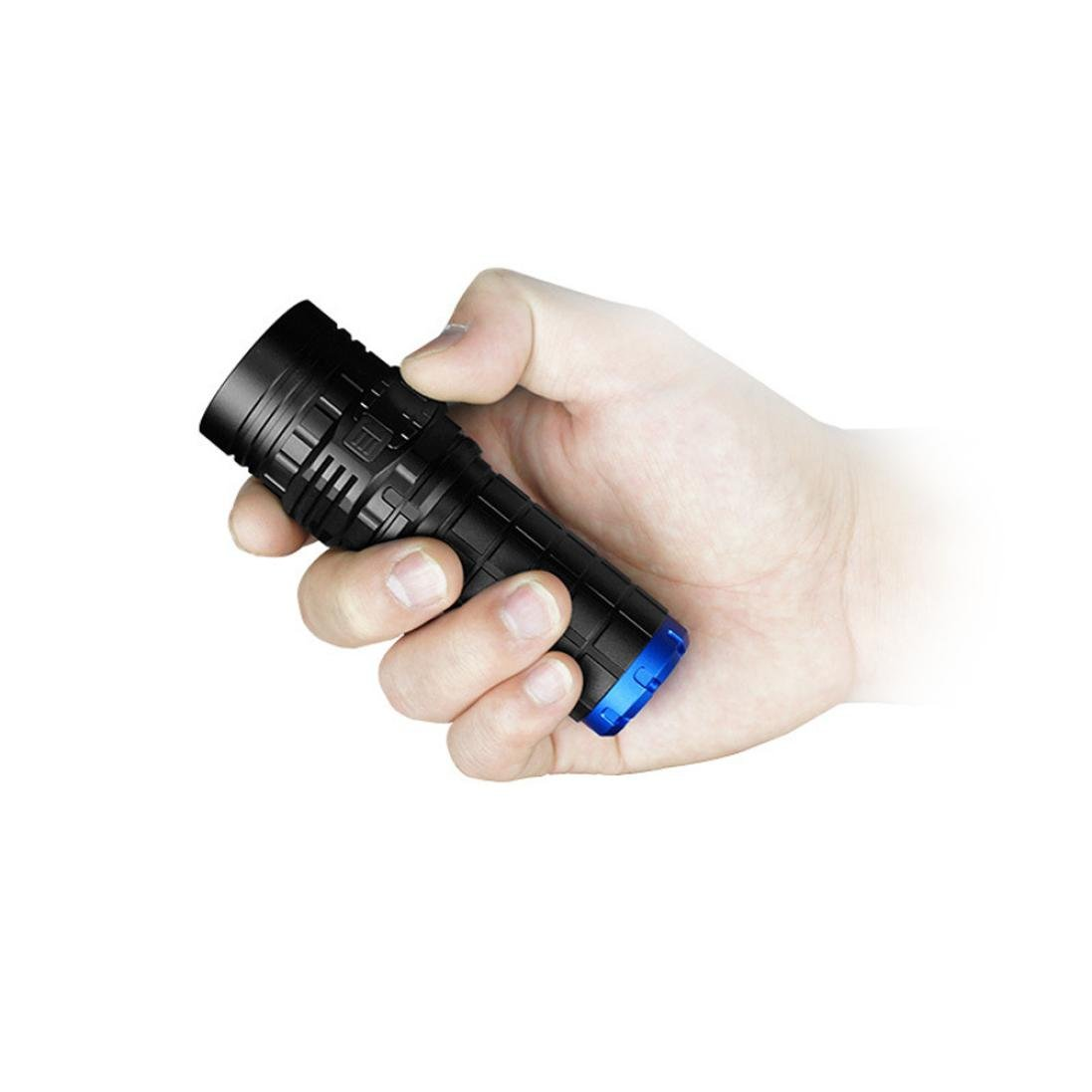 Promisen IMALENT DN70 XHP70 3800LM 26650 LED Flashlight Tactical Rechargeable Lighting by Promisen (Image #1)