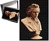 Photo Jigsaw Puzzle of Ludwig van Beethoven - studied from the death mask i.e. life